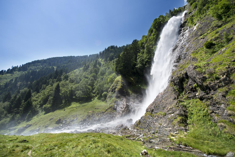 Glücksfall Wasserfall Hotel Hanswirt In Rabland